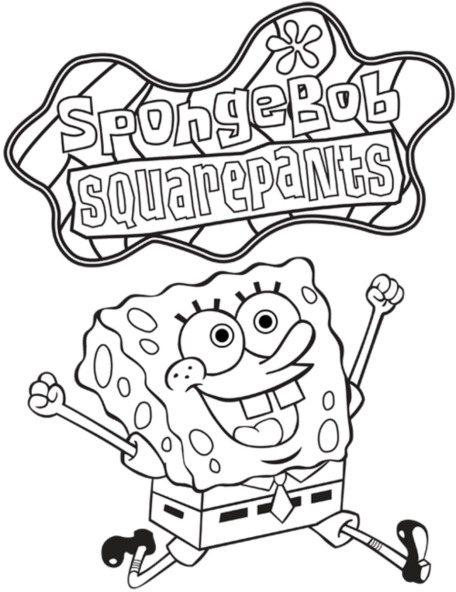 Nickelodeon Coloring Pages Printable Coloring Pages ...