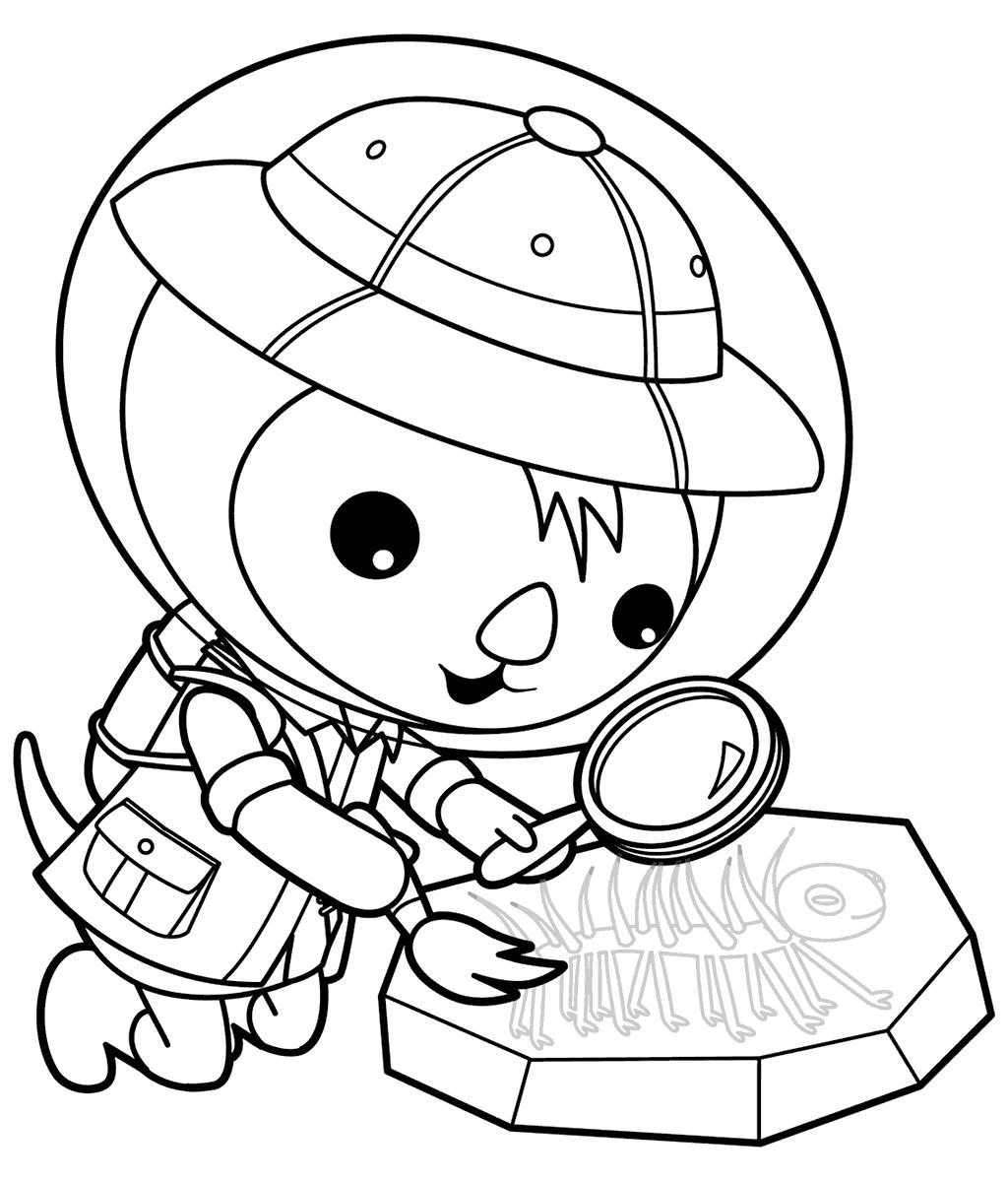 - Octonauts Coloring Pages Fossil Pokemon Coloring Pages Octonauts
