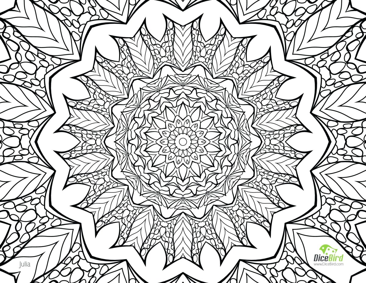 Online Coloring Pages For Adults Online Coloring Pages For Adults