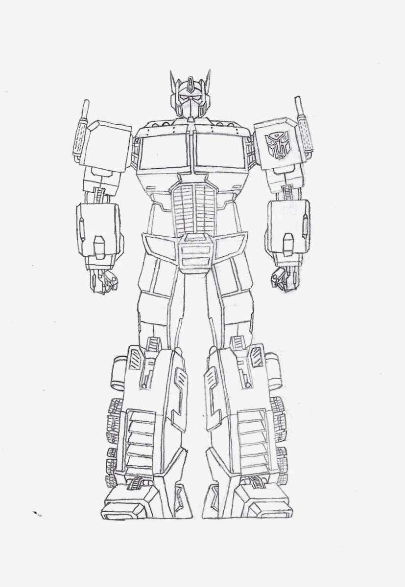 Free Transformers Coloring Pages Tag: Tremendous Printable ... | 1200x827