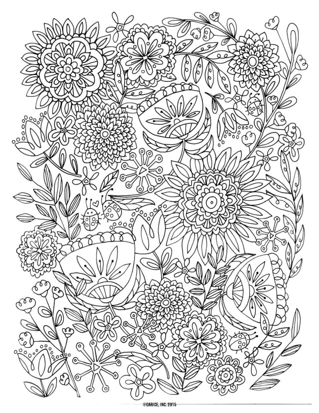Paisley Coloring Pages Coloring Crafts Paisley Coloring Books