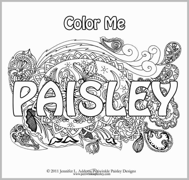 Paisley Coloring Pages Paisley Designs Coloring Book Admirable Paisley Coloring Pages
