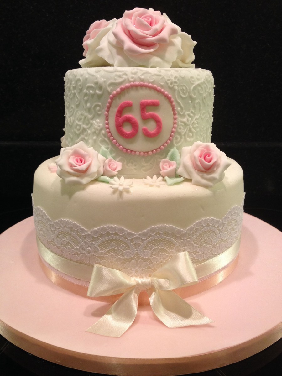 Groovy Pinterest Birthday Cakes 65Th Birthday Cake Subtle Pastel Colours Funny Birthday Cards Online Inifofree Goldxyz