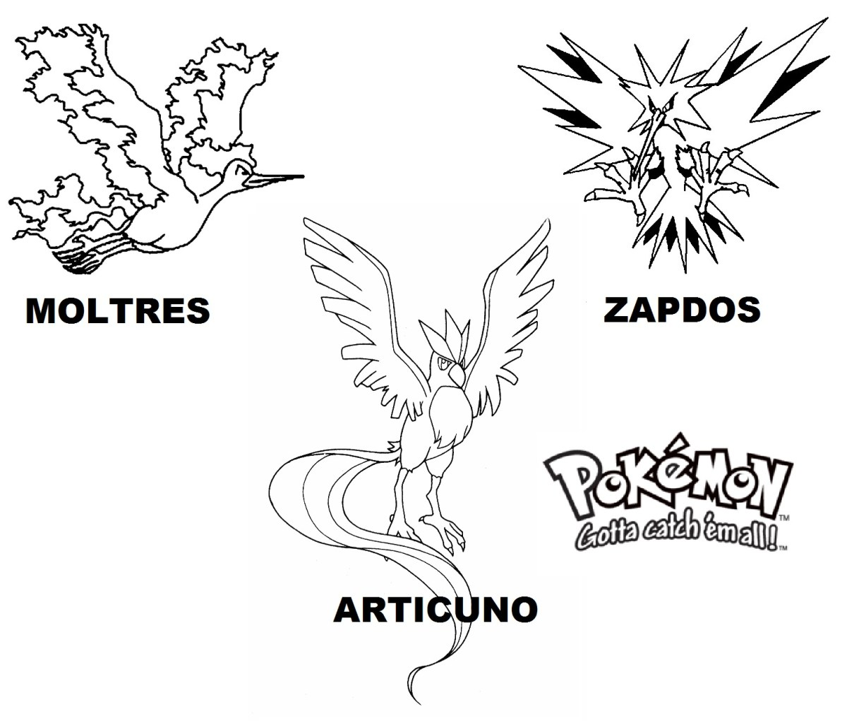 Pokemon Color Pages Free Legendary Pokemon Coloring Pages For Kids