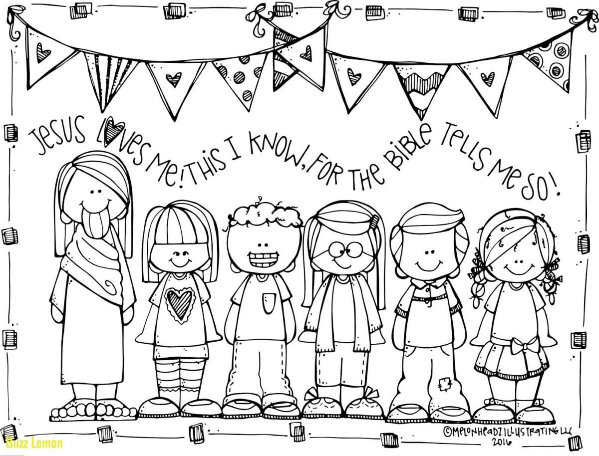 Preschool Coloring Pages Preschool Coloring Pages Jesus New Jesus ...