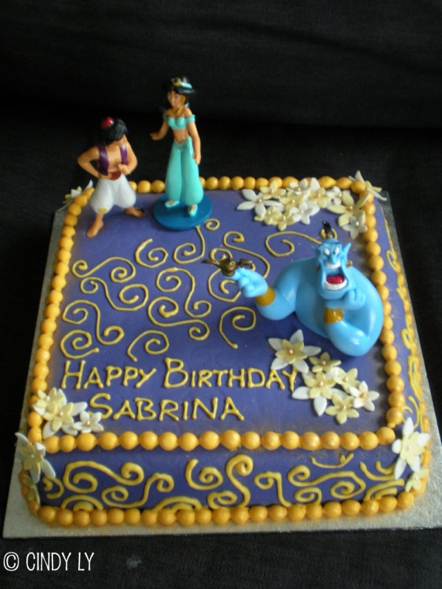 Princess Jasmine Birthday Cake All Sizes Princess Jasmine Birthday Cake Flickr Photo Sharing