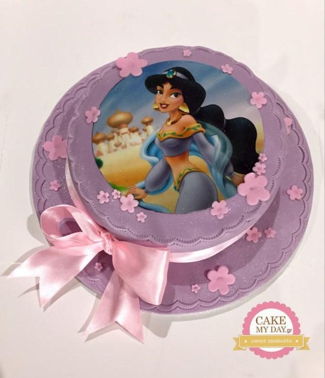 Princess Jasmine Birthday Cake Princess Jasmine Birthday Cake Cakecentral
