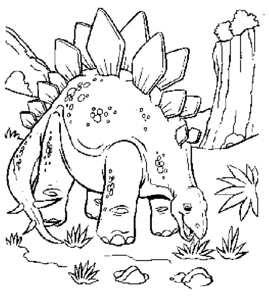 Printable Dinosaur Coloring Pages Dinosaur Train Coloring Page For ...