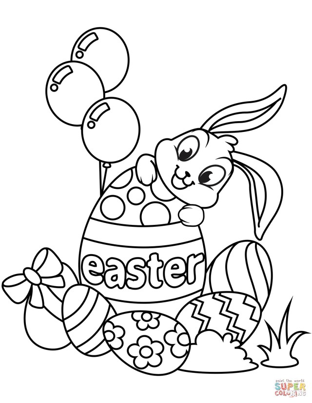 Printable Easter Coloring Pages Coloring Page Marvelous Easter Coloring Sheets