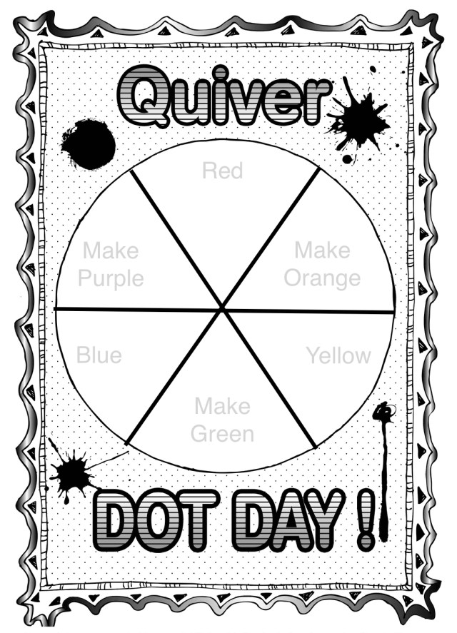 Quiver Coloring Pages Category Quiver Dryden Art