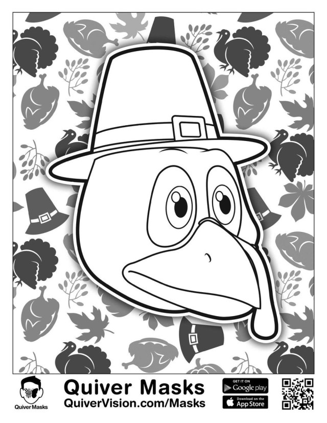 Quiver Coloring Pages Quivervision On Twitter Happy Thanksgiving Everyone Download Our