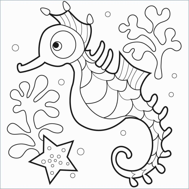 Quiver Coloring Pages Seahorse Coloring Pages Pleasant Elegant Ba Raccoon Book Millie