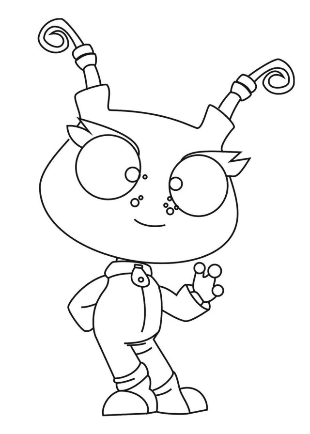 Robot Coloring Page Rob The Robot Coloring Pages Kids S Super Coloring Page