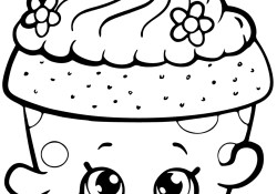 Shopkins Coloring Pages Shopkins Coloring Pages Free Coloring Pages