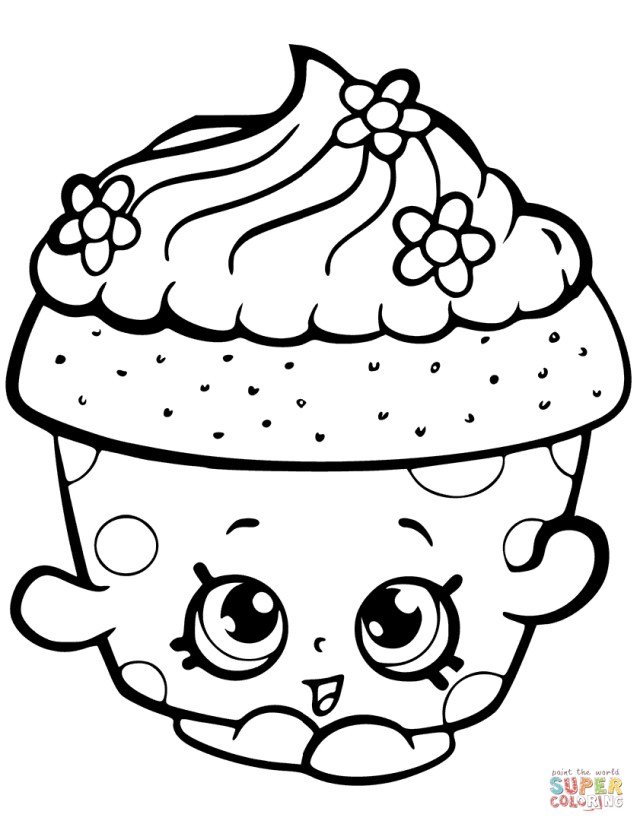 Shopkins giant coloring book. Roxy Ring || COLORING-PAGES ... | 827x640