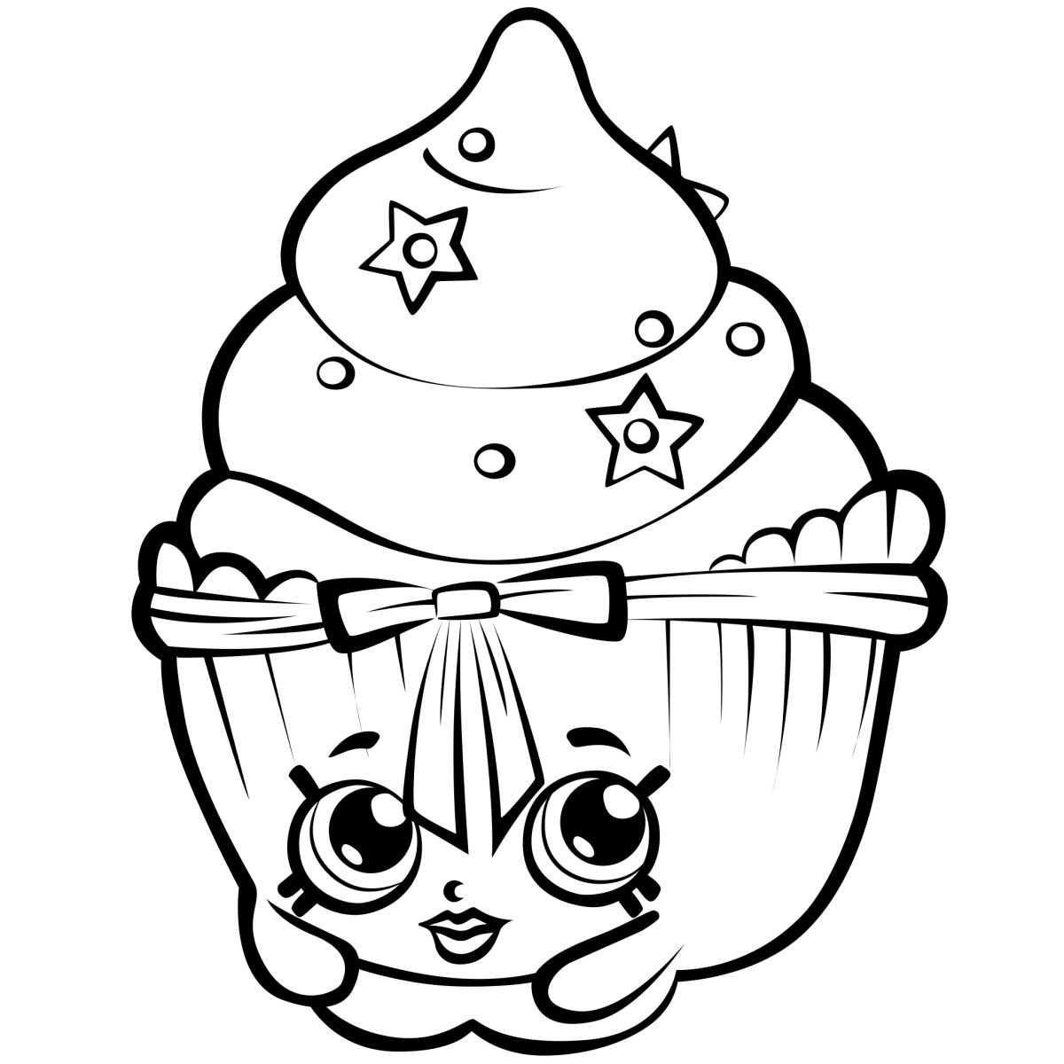 Shopkins Coloring Pages To Print Shopkins Coloring Pages