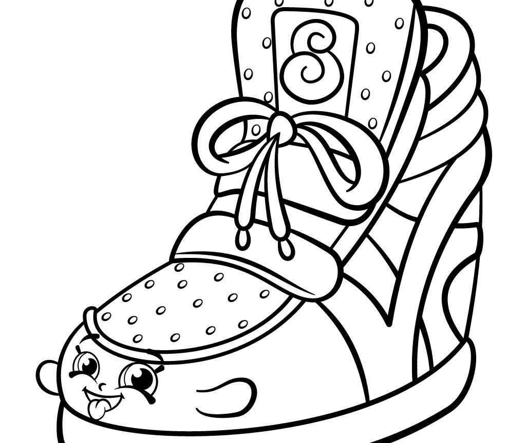 Shopkins Coloring Pages To Print Shopkinsng Pages Fantastic