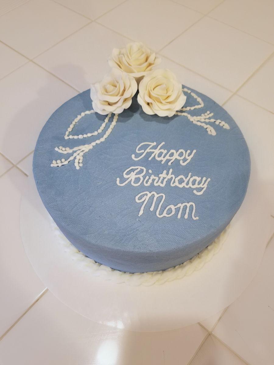 Fantastic Simple Birthday Cakes Simple Birthday Cake Cakecentral Birijus Com Funny Birthday Cards Online Inifodamsfinfo