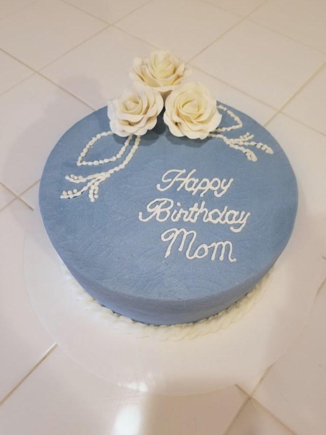 Simple Birthday Cakes Simple Birthday Cake Cakecentral