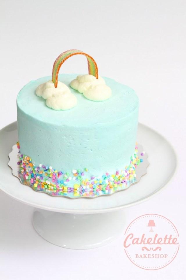 Simple Birthday Cakes Simple Birthday Cake Design For Girls Best 25 Cloud Cake Ideas On