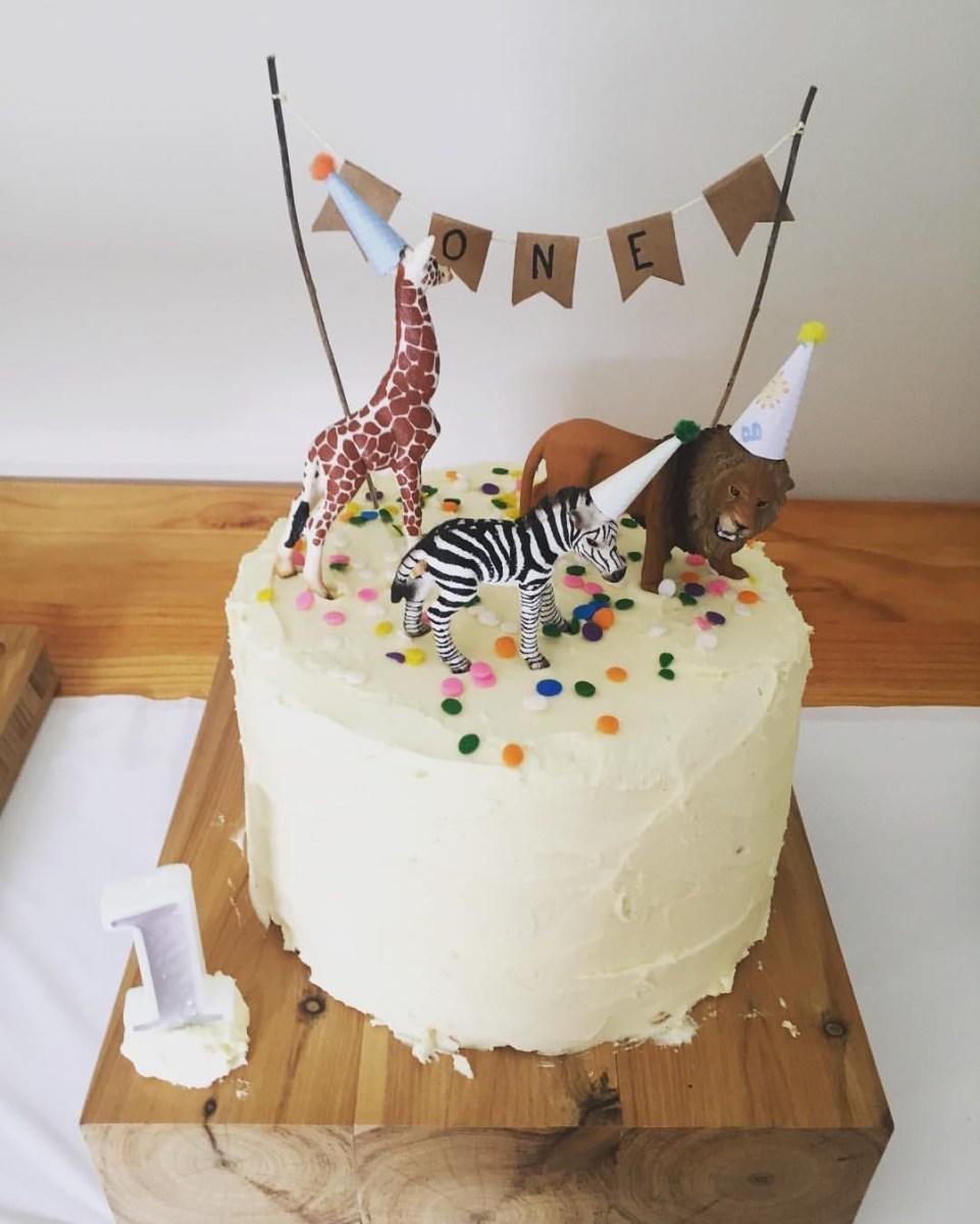 Remarkable Simple Birthday Cakes Simple Kids Birthday Cake Ba In 2018 Personalised Birthday Cards Paralily Jamesorg