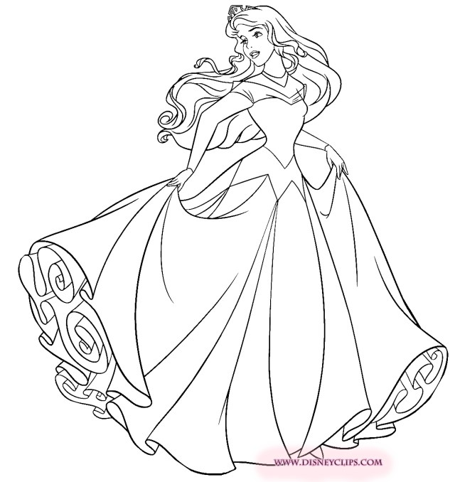 Sleeping Beauty Coloring Pages Coloring Pages Princess Sleeping Beauty Sleekads