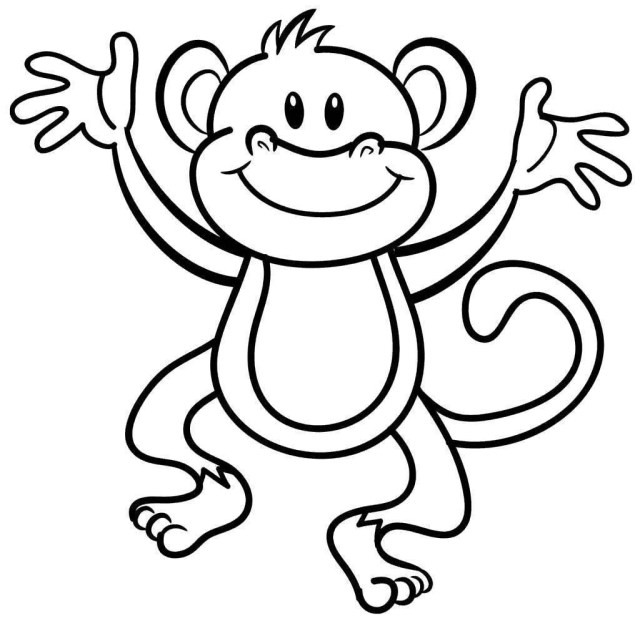 Sock Coloring Page Sock Monkey Coloring Pages Kids Hand Drawing Super Coloring Page