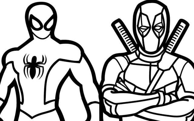 Spider Man Homecoming Coloring Pages The Amazing Spiderman Coloring Pages At Getdrawings Free For