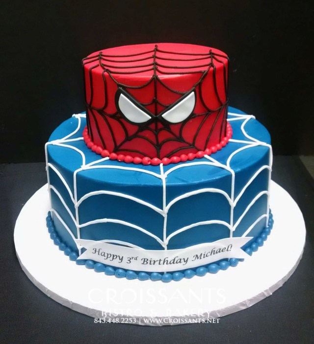 Spiderman Birthday Cakes Pin Amy Allen On Spider Birthday In 2019 Pinterest Cake