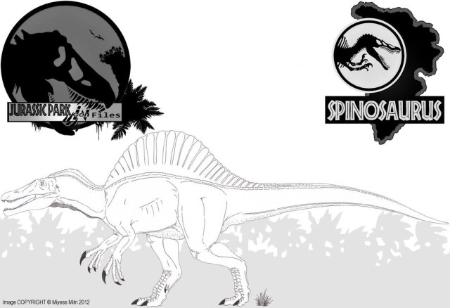 Spinosaurus Coloring Page Spinosaurus Drawing And Dinosaur Coloring Pages For Kids Best Of