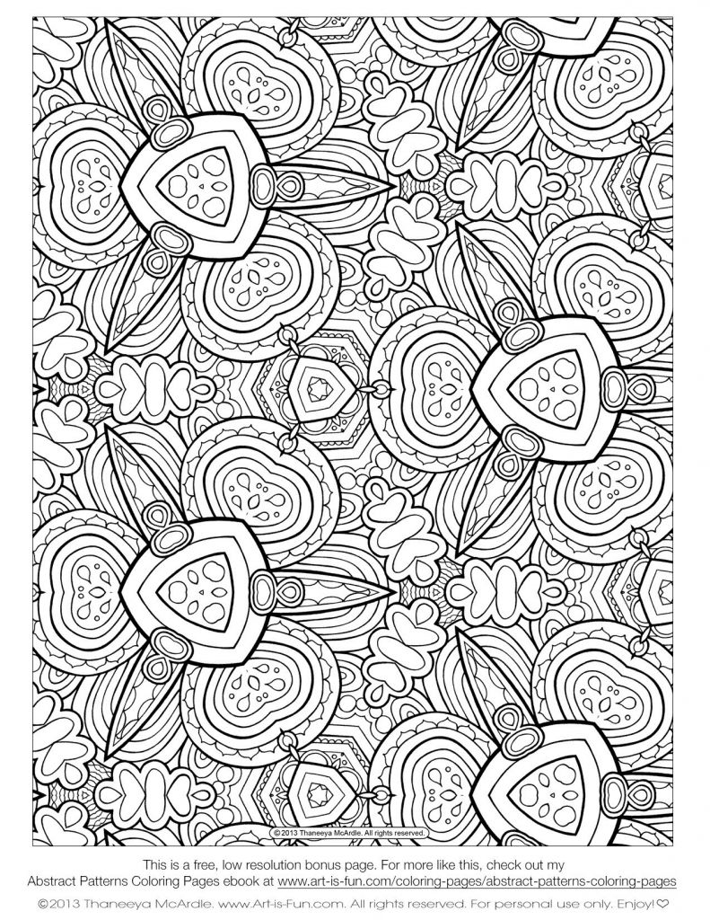 Stress Coloring Pages Zen And Anti Stress Coloring Pages For