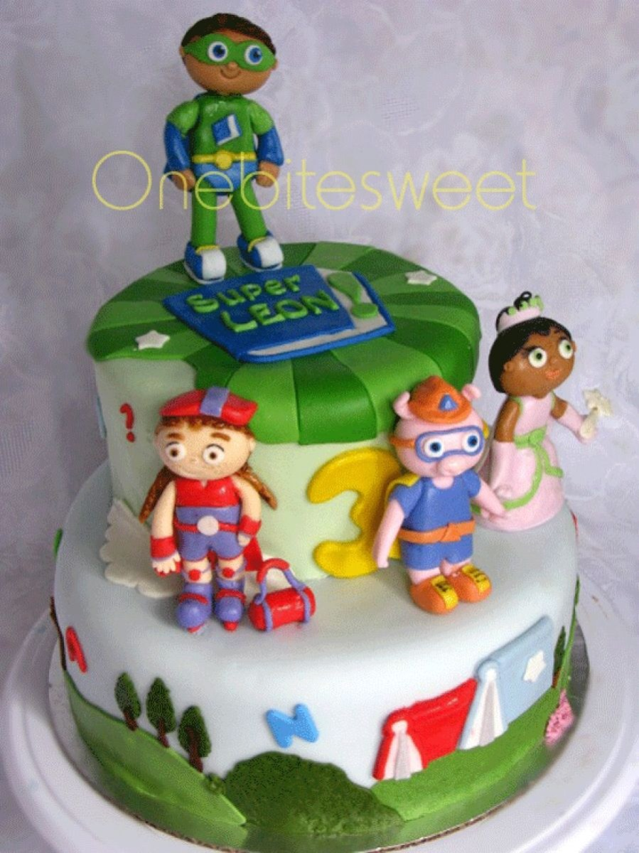 Admirable Super Why Birthday Cake Melanie Holley Super Why Cake Idea 2 Kids Personalised Birthday Cards Paralily Jamesorg