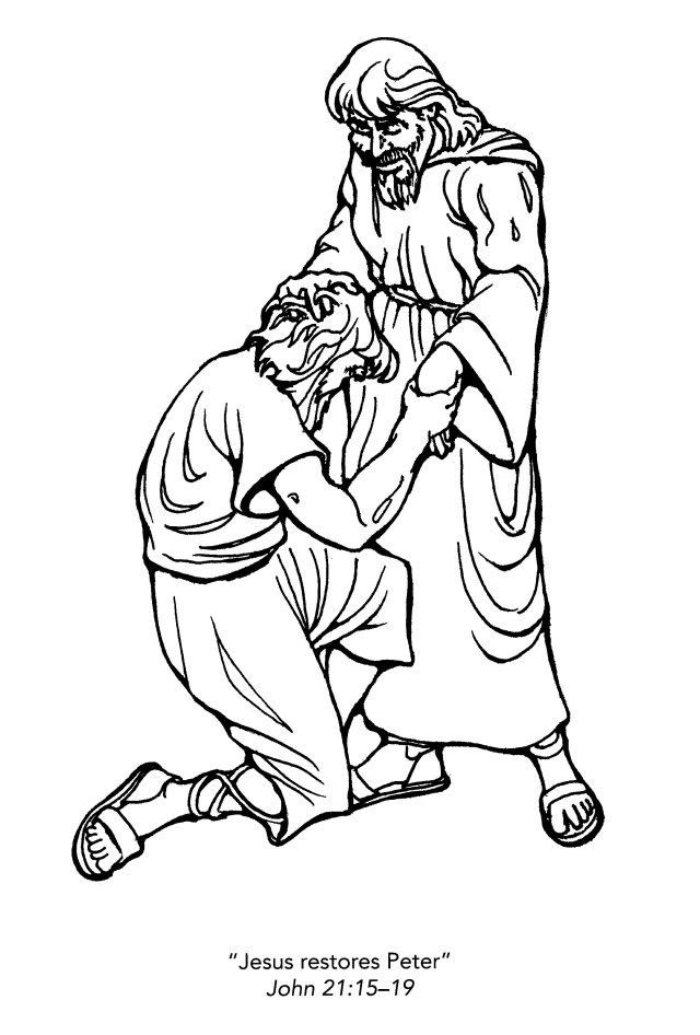 Temple Coloring Page Jesus And Peter Coloring Page Fresh Peter And John At The Temple