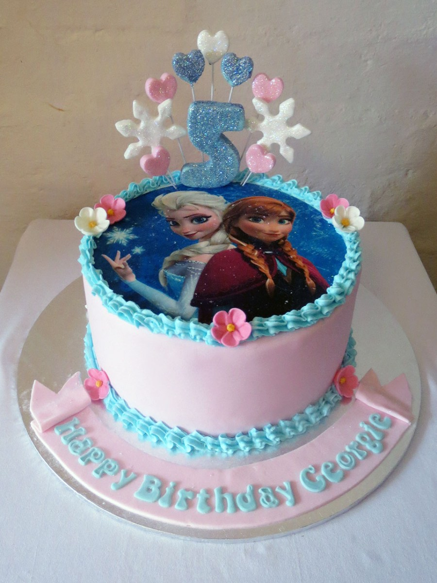 Remarkable Themed Birthday Cakes Download Frozen Themed Birthday Cakes Abc Personalised Birthday Cards Paralily Jamesorg