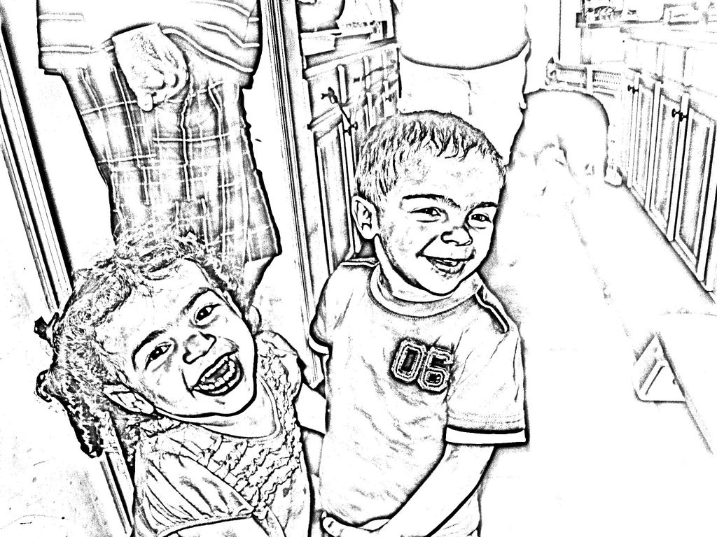 Turn Pictures Into Coloring Pages App Turn Pictures Into Coloring ...