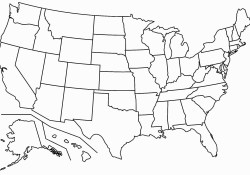 Us Map Coloring Page Printable Us Map To Color New 10 Unique Printable Map Coloring Pages