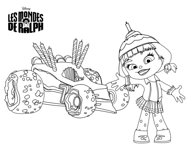 Wreck It Ralph Coloring Pages Wreck It Ralph Coloring Pages 25341984 Attachment Glandigoart