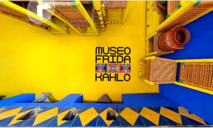 Casa Azul – Frida'nın Evi
