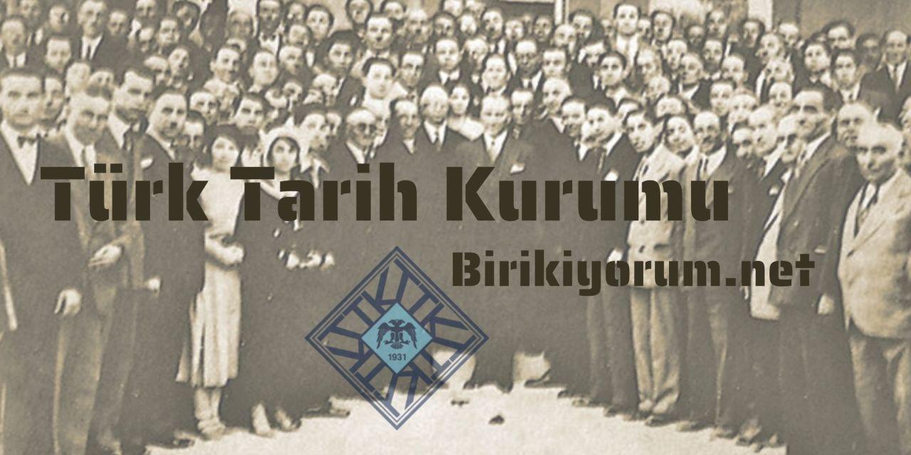 Türk Tarih Kurumu