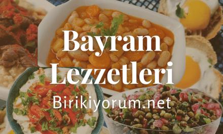 Bayram Lezzetleri