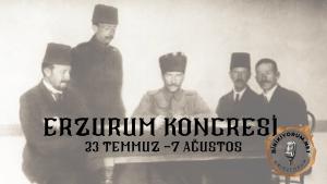 Erzurum Kongresi 23 Temmuz -7 Ağustos