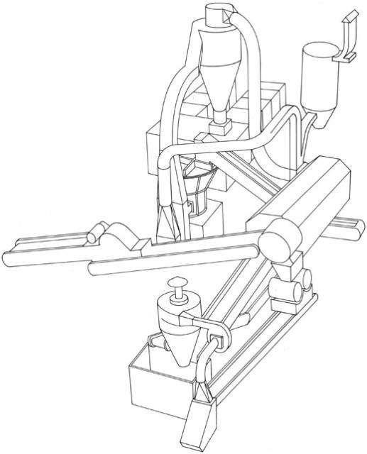 manufacturing conveyor system