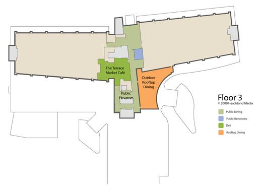 Shands Healthcare - Floor Plan 3