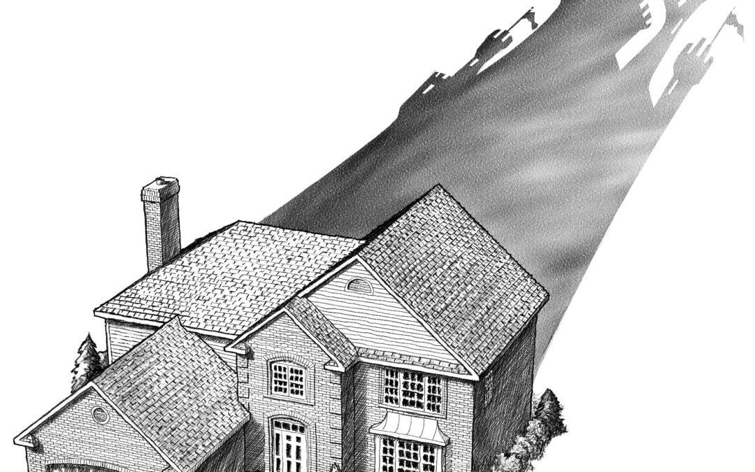 Exploded View Diagram Randal Birkey Illustration
