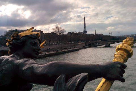 Paris, Fransa – 2