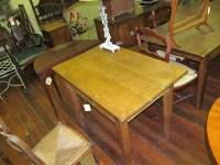 Antique English Pine Farmhouse Table