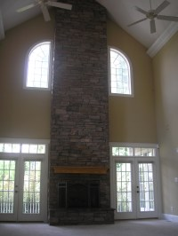 Big Tall Fireplace