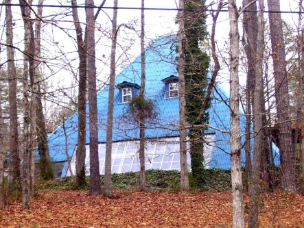 Trussville, Alabama pyramid home-view 1