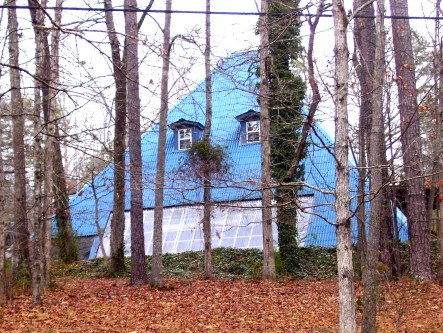 Trussville, Alabama pyramid home-view 1