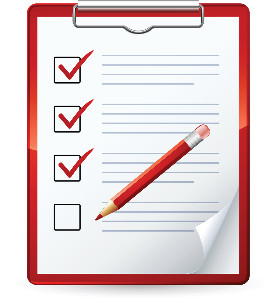 Real Estate Appraiser Checklist